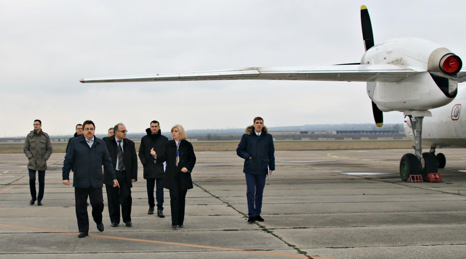 Un aeroport din Republica Moldova ar putea ajunge centru marfar internațional