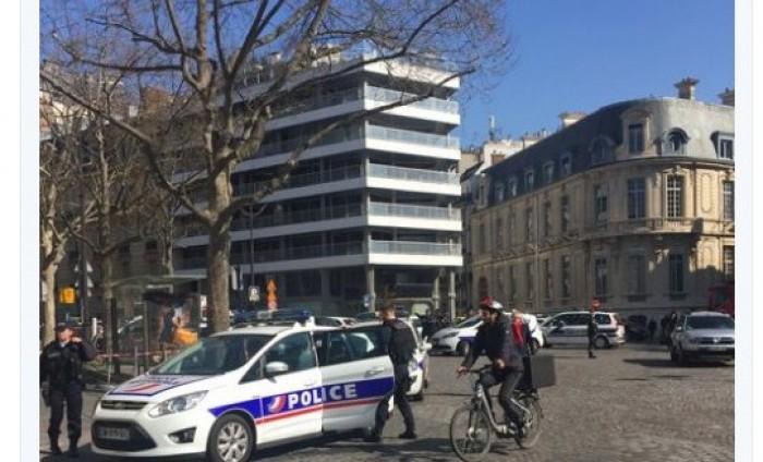 Un colet-capcană a explodat la sediul FMI din Paris. Francois Hollande: Este un atentat