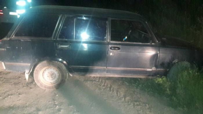 Un tânăr de 21 de ani din raionul Criuleni, reţinut după ce ar fi furat maşina unui consătean