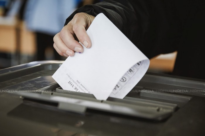 Unde pot vota cetățenii Republicii Moldova aflați în România