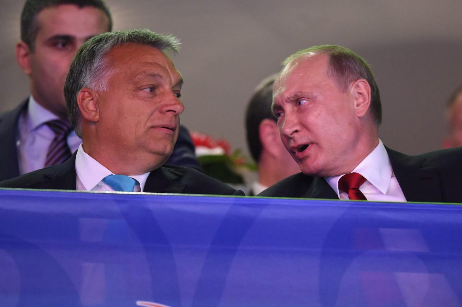 Ungaria este mai aproape ca niciodată de Moscova de la Căderea Zidului Berlinului și până în prezent