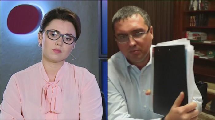Usatîi: președintele Ucrainei, Poroșenco, implicat în jafuri și asasinări în Moldova, Plahotniuc îl acoperă și îl șantajează