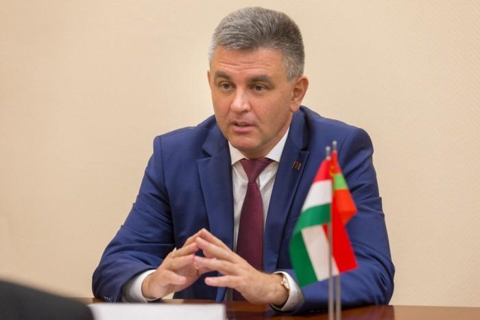 """Vadim Krasnoseliskii spune că fără regiunea transnistreană nu ar fi existat nici moldovenii: """"Într-o mare măsură, sunt președintele moldovenilor"""""""