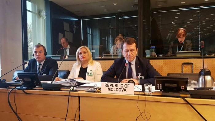 Vadim Vieru: La comitetul ONU împotriva torturii, secretarul de stat al MAI, Dorin Purice a recunoscut cazul Andrei Brăguță drept eroare de sistem