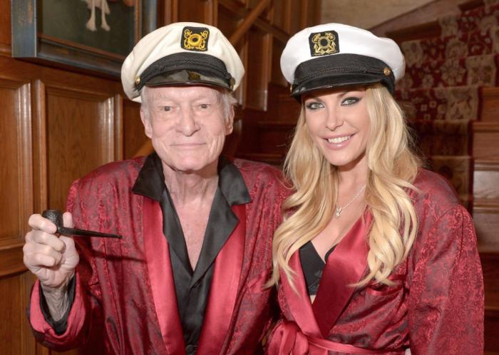 Văduva fondatorului Playboy vorbește pentru prima dată după moartea soțului