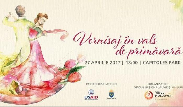 (video) Vernisajul Vinului invită la un vals de primăvară în nuanțe de rosé