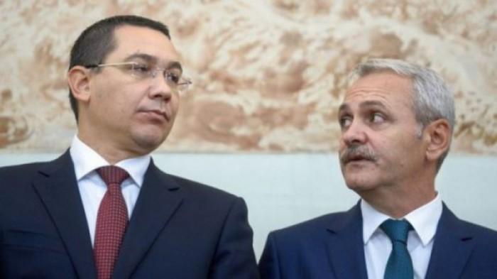 Victor Ponta cere demisia lui Liviu Dragnea de la șefia Camerei Deputaților: Folosește modificările legale pentru a-și rezolva problemele