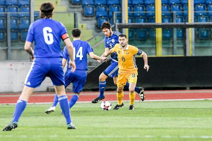 (video) Victorie pentru naționala Moldovei! Tricolorii s-au impus în amicalul cu San Marino