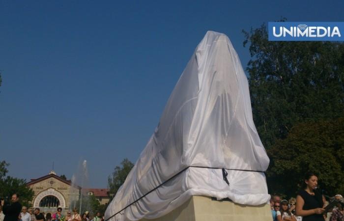 (video, foto) A fost inaugurat Monumentul în memoria victimelor deportărilor staliniste