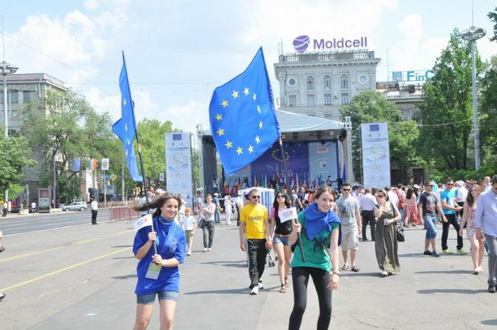 (video) Hotărârea lui Chirtoacă: Pe 9 mai, în PMAN va fi marcată Ziua Europei