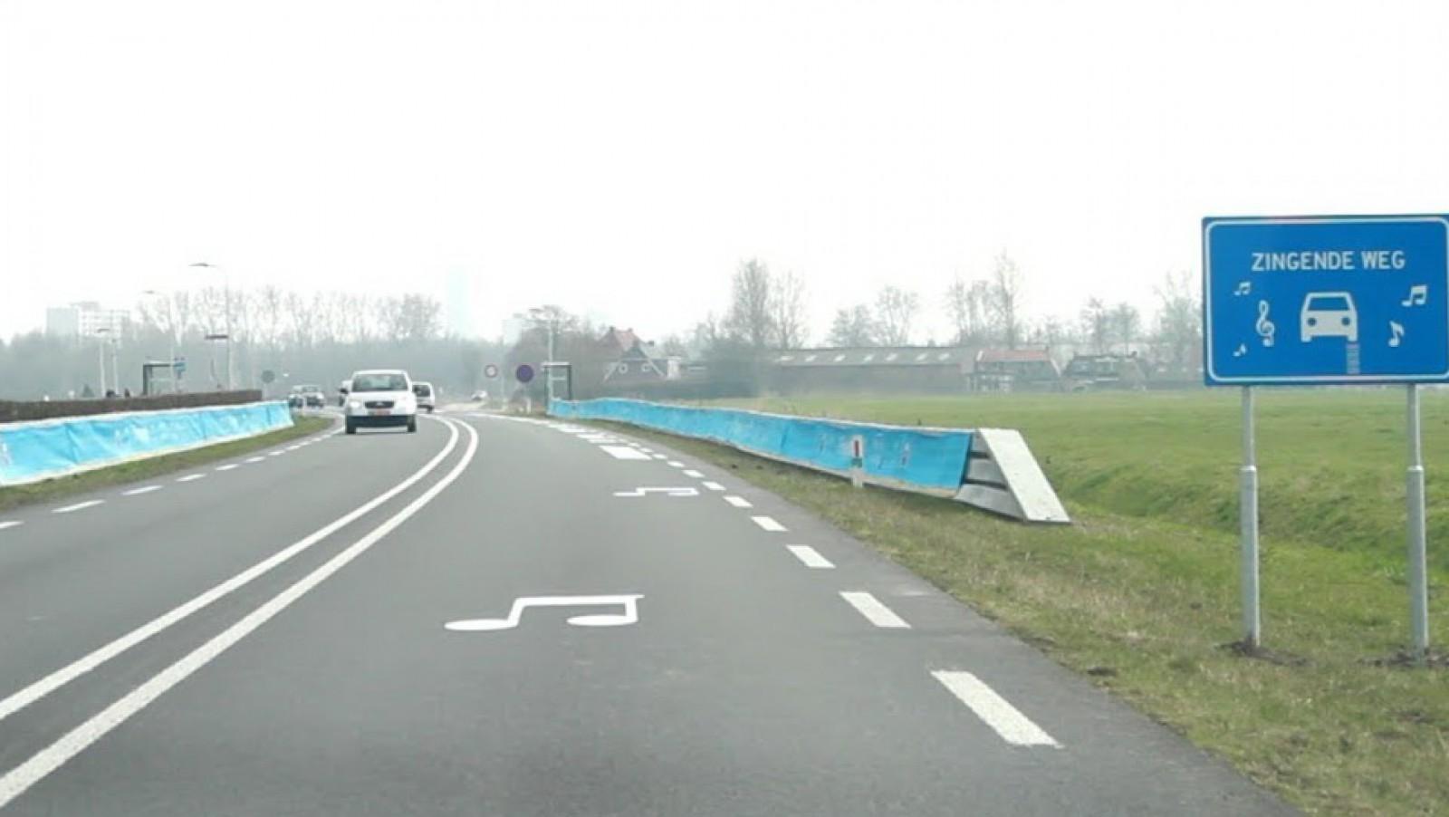 (video) În Olanda, localnicii au cerut demontarea unui limitator de viteză pentru că îi scoate din minţi