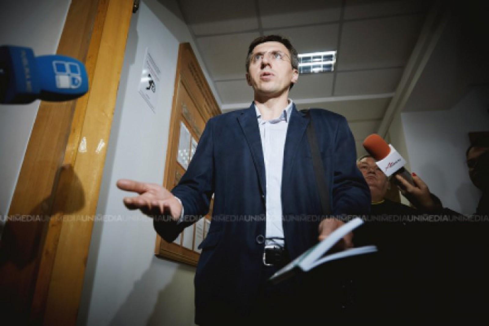 (video) Încă 30 de zile de control judiciar pentru edilul suspendat, Dorin Chirtoacă