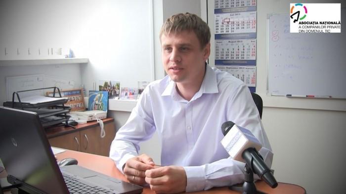 (video) Aleg Cariera IT. Serghei Goloborodico, șeful Pentalog de la Chișinău