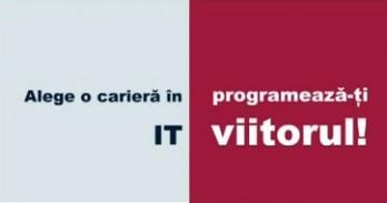 (video) Alege o carieră în IT