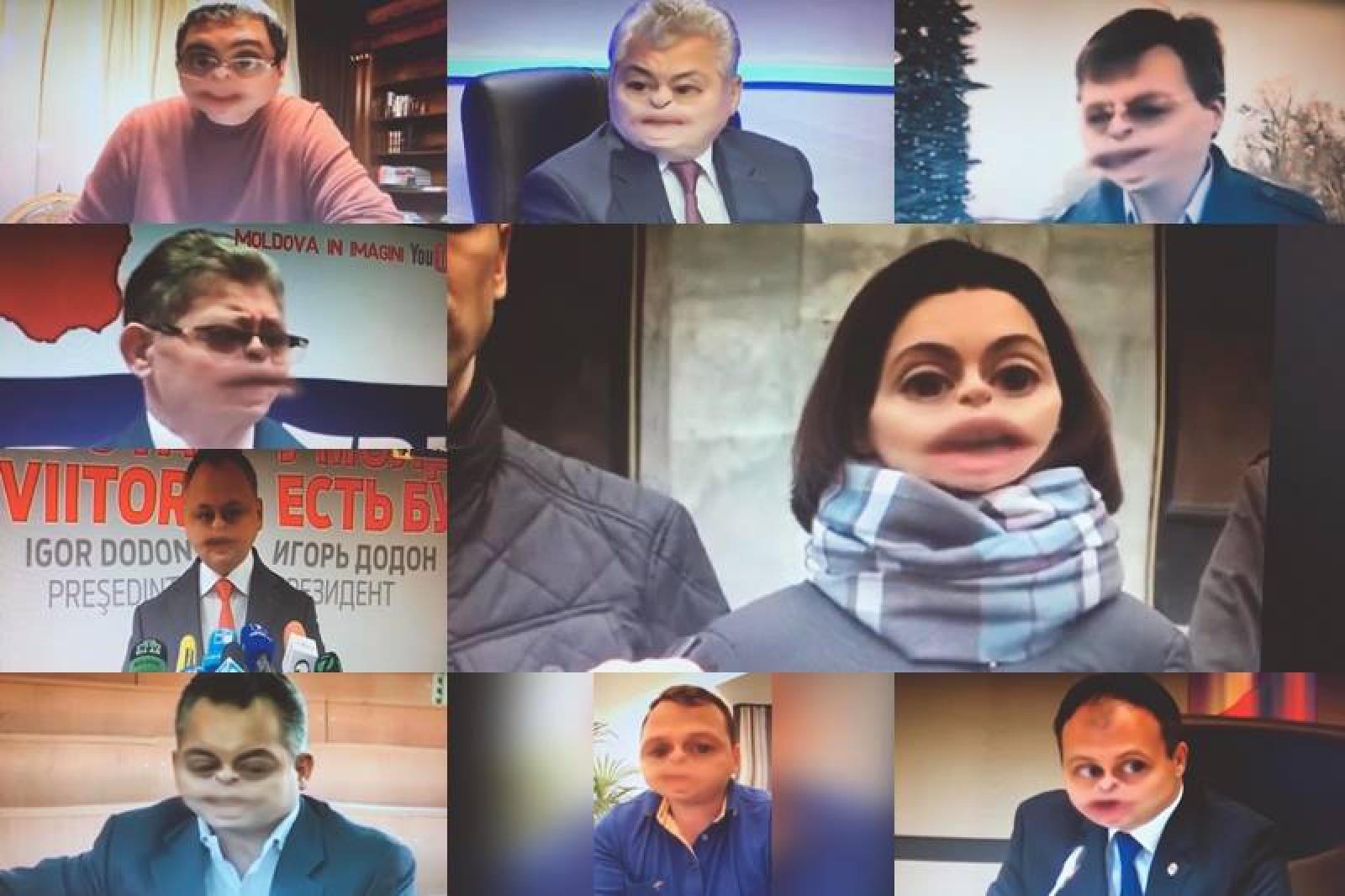 (video) #altfel. Discursurile politicienilor moldoveni trecute prin filtrele snapchatului. Cum arată Plahotniuc, Sandu și Voronin cu vocea modificată