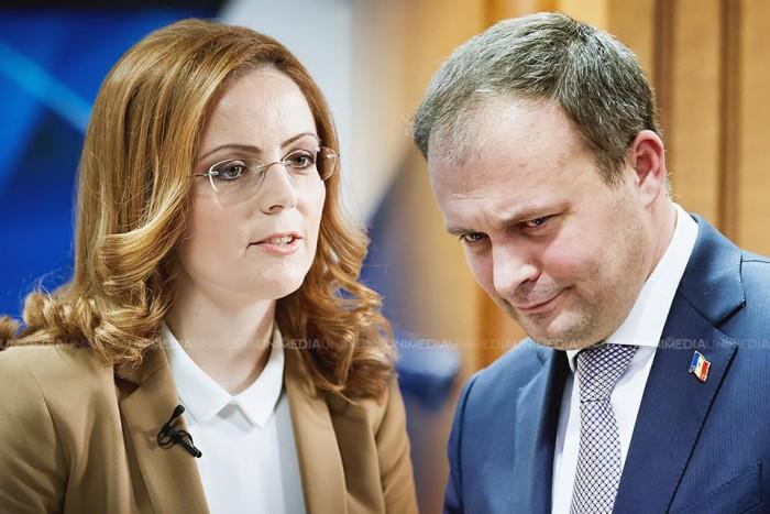 """(video) Candu, luat la rost de Șupac: Cine v-a permis să semnați """"nota de protest"""" în numele Parlamentului?"""