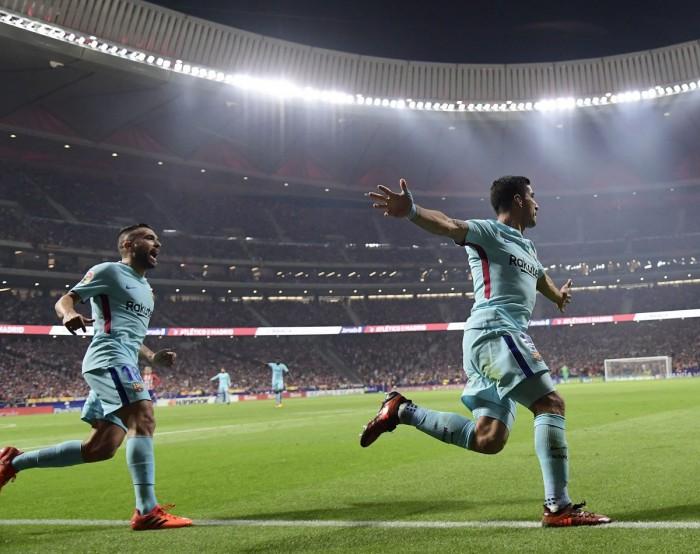 (video) Atletico Madrid a remizat pe Wanda Metropolitano cu Barcelona. Catalanii au pierdut primele puncte în această ediție de campionat