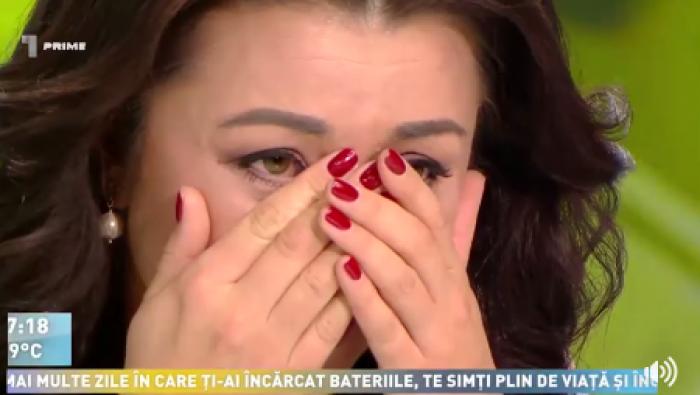(video) Au emoționat-o până la lacrimi. Surpriza colegilor pentru Lili Lozan