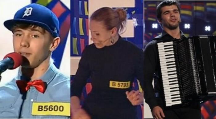 """(video) Avem pentru cine ține pumnii! Trei moldoveni cu șanse de câștig la concursul """"Românii au talent"""""""