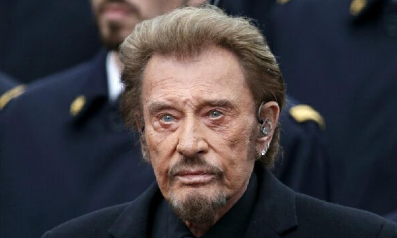 (video) Cântărețul Johnny Hallyday, părintele rock and rollului francez, a murit la 74 de ani