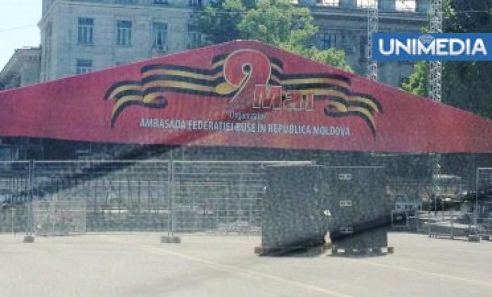 (video) Chirtoacă, huiduit în fața Primăriei Chișinău