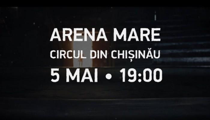 (video) Concert de excepție pe Arena Mare a Circului. Gândul Mâței, Guz, Mev și alții promit o seară plină de magie