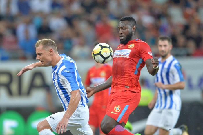 (video) CSM Iași 1-0 FCSB: Bucureștenii au suferit primul eșec în ultimele 14 partide jucate în toate competițiile