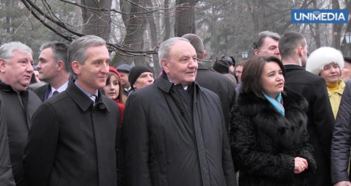 (video) Cum a fost omagiat marele poet Mihai Eminescu la Chișinău