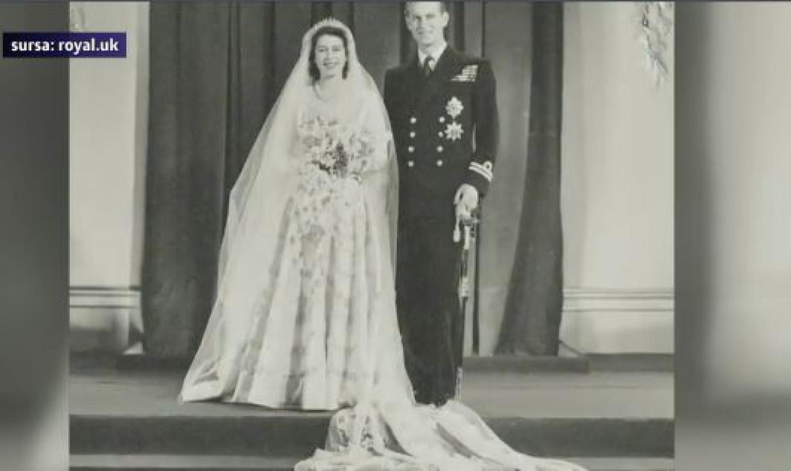 (video) Cum au evoluat rochiile de mireasă din Casa Regală a Marii Britanii