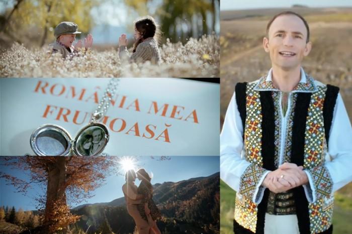 """(video) De 1 decembrie, Ion Paladi și Orchestra """"Lăutarii"""" au lansat piesa """"România mea frumoasă"""""""