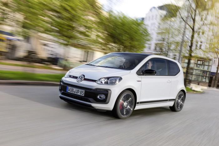 (video) Deocamdată prototip, noul VW Up! GTI poate merge cu până la 200 de km/h