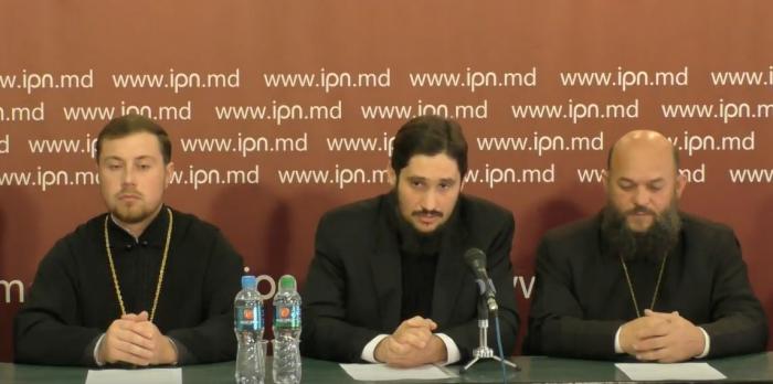 (video/doc) Reprezentanți ai Bisericii Ortodoxe din Moldova au venit în apărarea lui Igor Dodon, după ce acesta a fost găsit vinovat de discriminare împotriva comunității LGBT