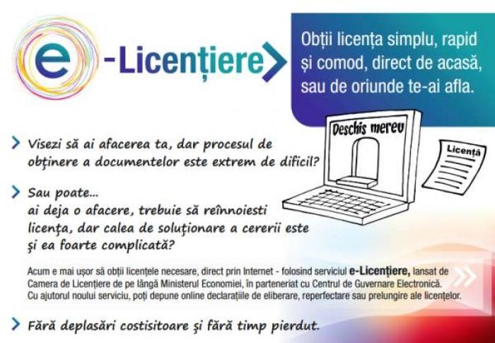(video) e-Licențierea – un pas bun și util pentru toți agenții economici