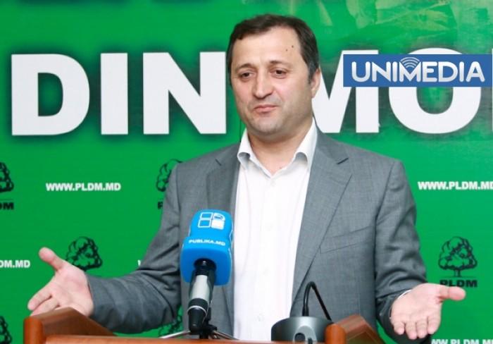 (video) Filat: Nu m-am aşteptat să-l văd pe Voronin bătând toba în faţa Parlamentului