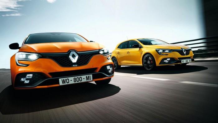 (video) Frankfurt 2017: Premieră mondială – Noua generaţie Renault Megane R.S.