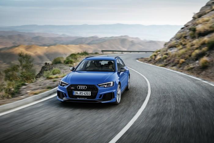 (video) Frankfurt 2017: Premieră mondială – Noul Audi RS 4 Avant