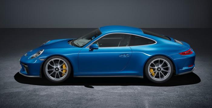 (video) Frankfurt 2017: Premieră mondială – Noul Porsche 911 GT3 cu Touring Package