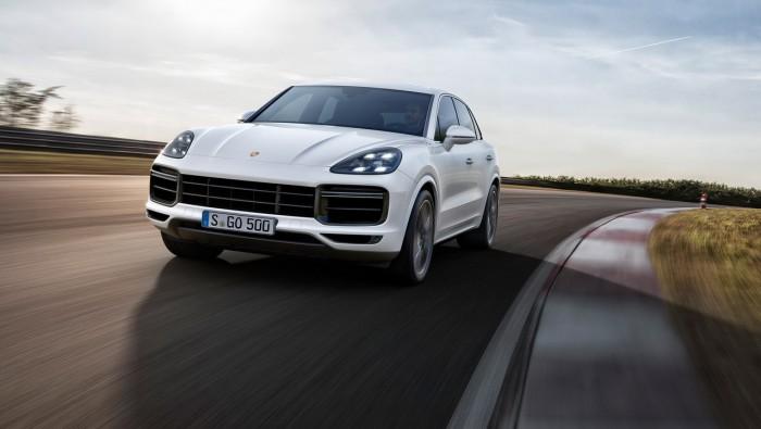 (video) Frankfurt 2017: Premieră mondială – Noul Porsche Cayenne Turbo