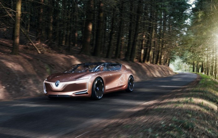 (video) Frankfurt 2017: Premieră mondială – Renault SYMBIOZ Concept