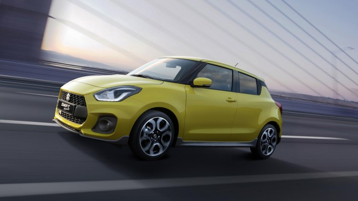 (video) Frankfurt 2017: Premieră mondială – Suzuki Swift Sport