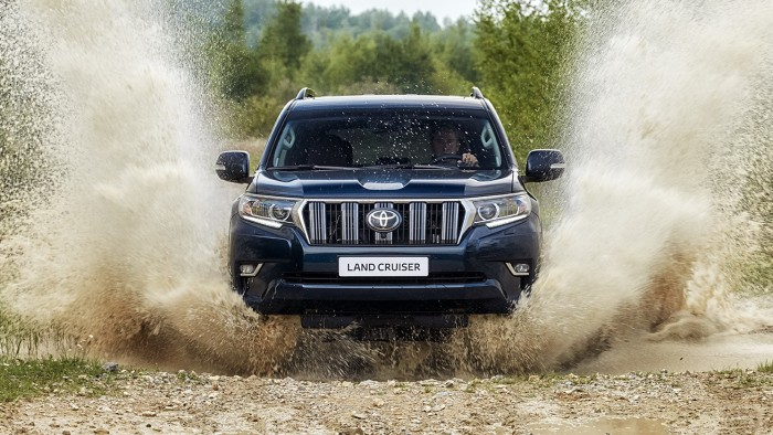 (video) Frankfurt 2017: Premieră mondială – Toyota Land Cruiser Prado facelift