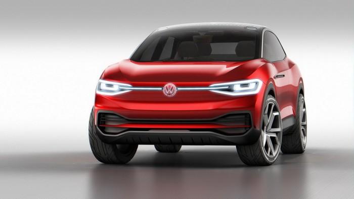 (video) Frankfurt 2017: Premieră mondială – Volkswagen I.D. CROZZ II Concept
