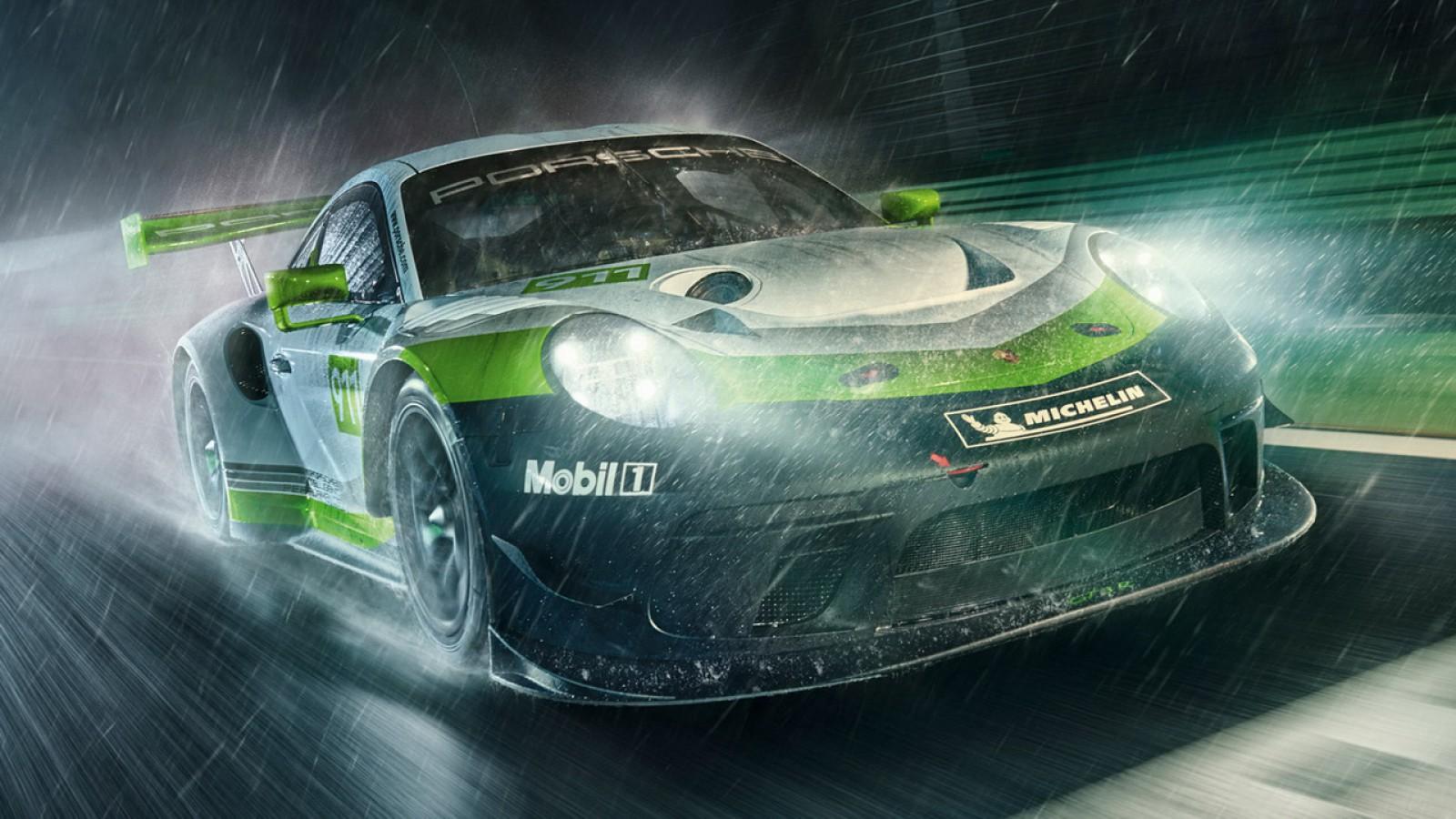 (video) Fraţi de sânge. Porsche 911 GT3 RS facelift intră pe circuite sub forma noului 911 GT3 R