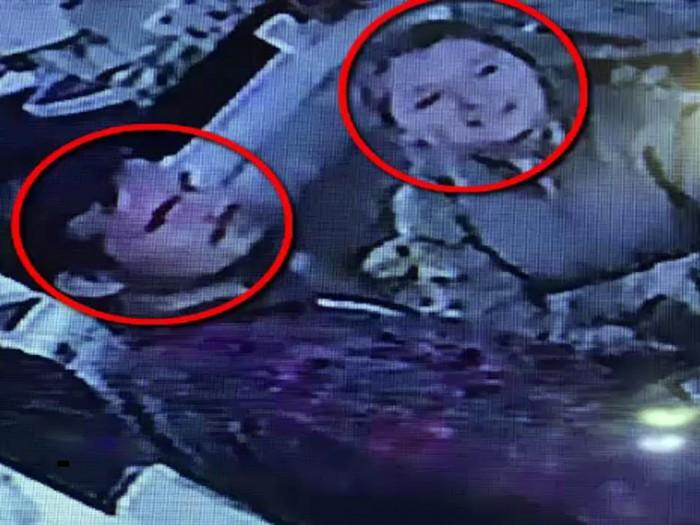 (video) Furt în plină zi, într-o cafenea din capitală. Se caută doi tineri