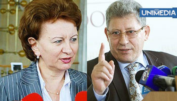 (video) Ghimpu se întreabă ce va căuta Greceanîi la întâlnirea cu Barroso