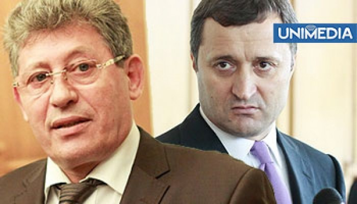 (video) Ghimpu și Filat, o nouă rundă de ping pong politic
