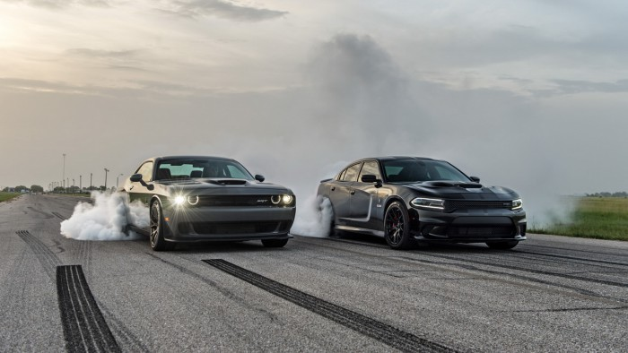 (video) Hennessey Performance prezintă Dodge Challenger SRT Hellcat HPE1000
