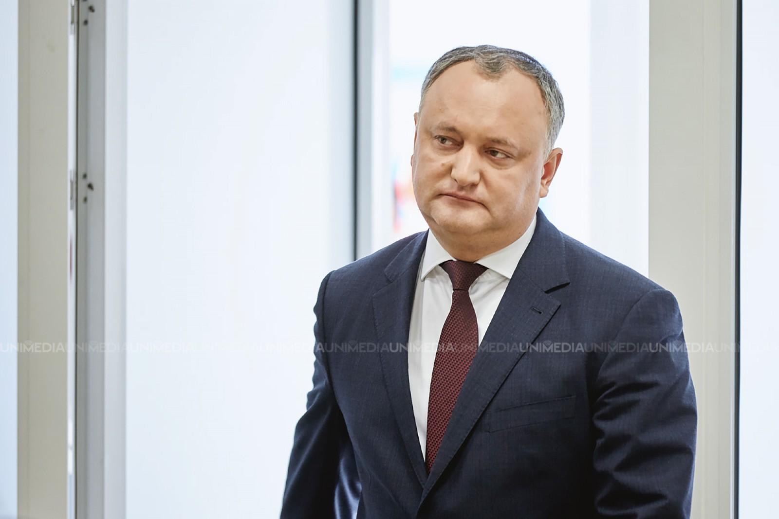 (video) Igor Dodon vorbește despre trei facilități care va aduce economiei Moldovei după obținerea statutului de observator a Uniunii Euroasiatice