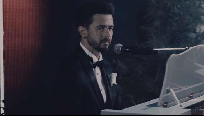 (video) Imagini de la nunta lui Pasha Parfeni: Piesa dedicată soției sale
