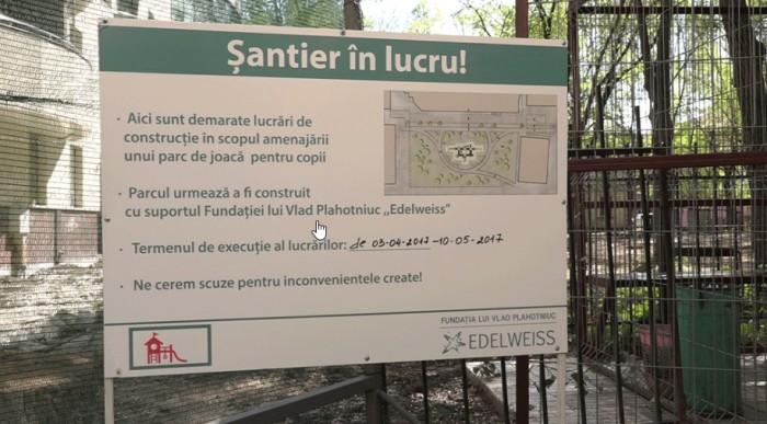 (video) Investigație RISE: Teren de joacă amenajat la doi pași de locuința lui Plahotniuc